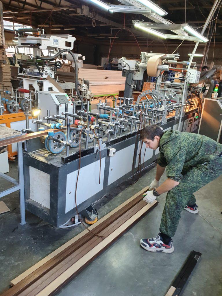Курсы бережливого производства BTRUSTS. 5s организация рабочего места